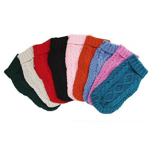 Irish Knit Sweater - Many Colors