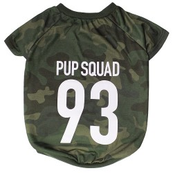 LaurDIY Pup Squad Pet Tee