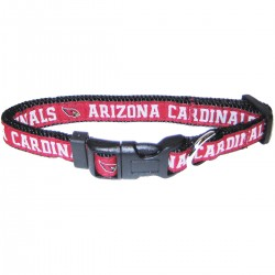 NFL Arizona Cardinals Dog Collar