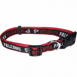 NFL Atlanta Falcons Dog Collar