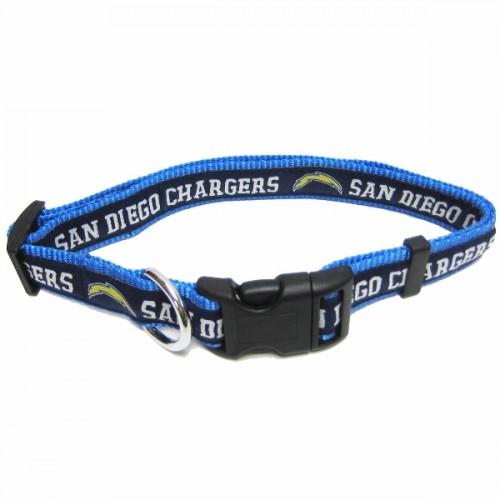 NFL Los Angeles Chargers Dog Collar