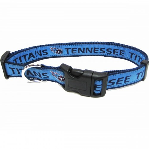 NFL Tennessee Titans Dog Collar