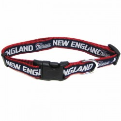 NFL New England Patriots Dog Collar