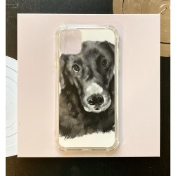 Personalized Pet Clear iPhone 11 Case