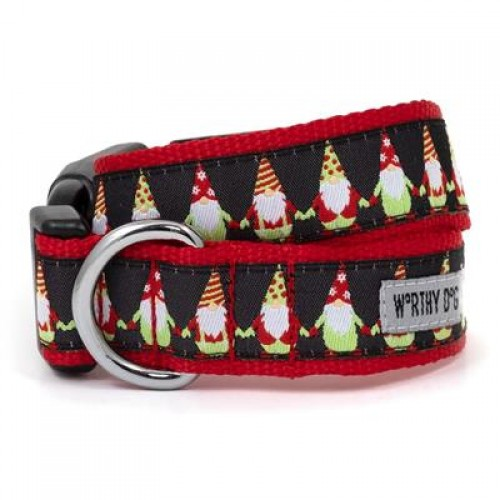 Gnomes Dog Collar Collection