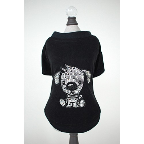 Black Doggie Tank