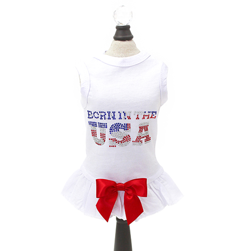 Born in the USA Dress