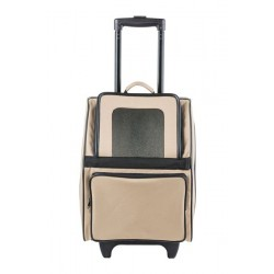 RIO Khaki Rolling Carrier